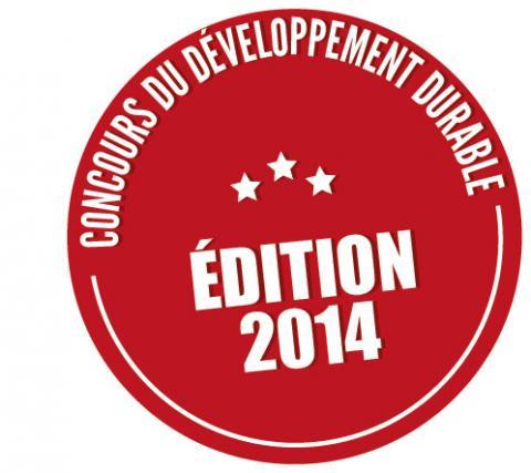 Vendredi 13 juin 2014 : Invitation à la cérémonie officielle de remise de la Bourse, du Prix et de la Distinction cantonaux du développement durable