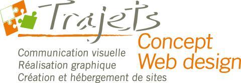Concept web design Trajets