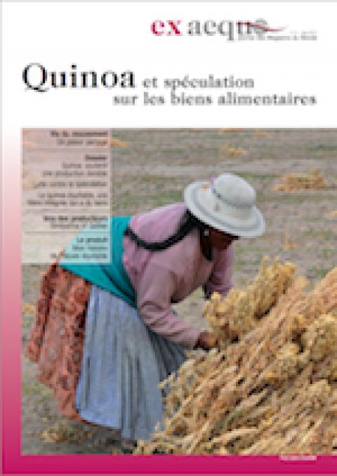 Journal ex aequo sur le quinoa