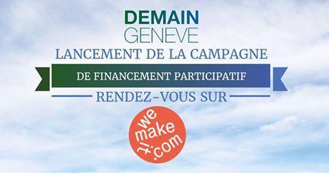 Carton plein pour Demain Genève: plus de 78'000 francs déjà récoltés!