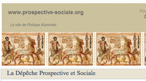 La Dépêche Prospective et Sociale n° 11 vient de paraître !