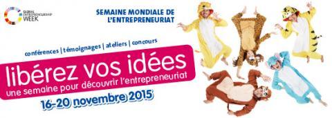 Semaine mondiale de l'entrepreneuriat