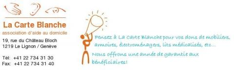Association La Carte Blanche