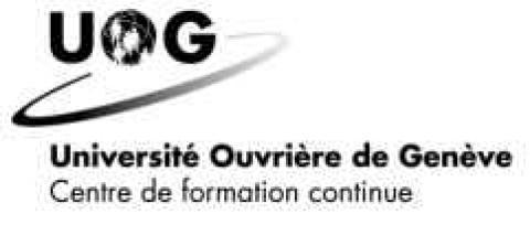 L'UOG - Formateurs occasionnels ou débutants