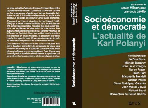 sortie du livre: Socioéconomie et démocratie. L'actualité de Karl Polanyi