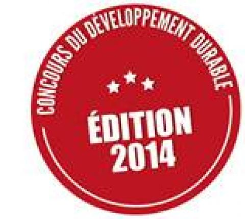 13ème édition du Concours genevois du développement durable (Edition 2014)