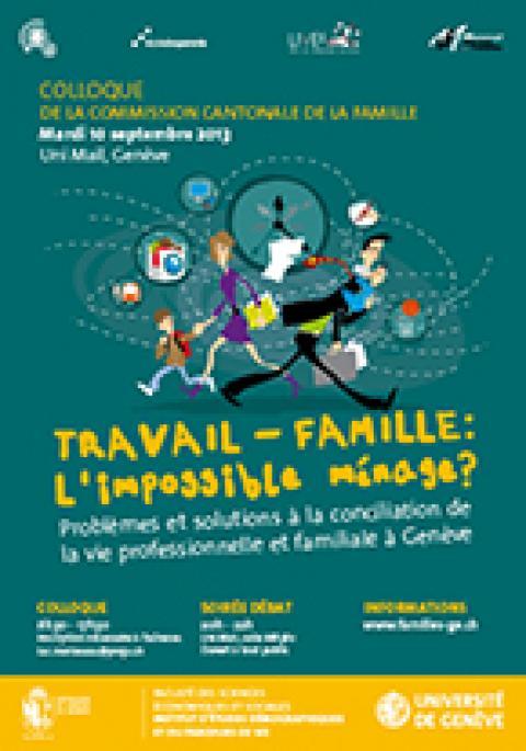 Invitation de la Commission cantonale de la Famille et de l'Université de Genève