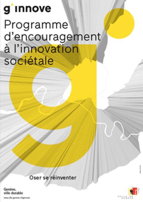 Programme d'encouragement à l'innovation sociétale G'innove