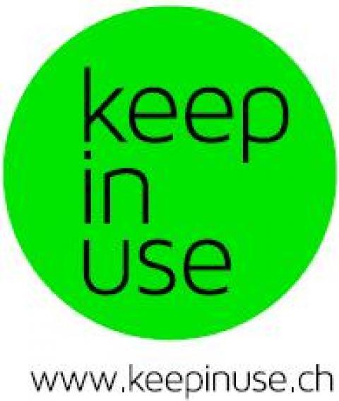 www.keepinuse.ch: un site Web pour permettre aux gens de donner leurs objets inutiles !