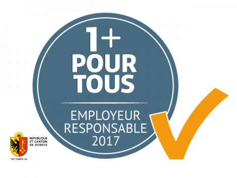 """APRÈS-GE certifiée une fois de plus """"Employeur Responsable"""" !"""
