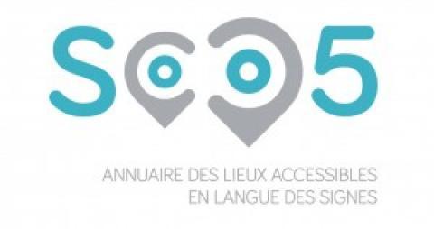 Lancement de SOO-5: annuaire des lieux accessibles aux personnes sourdes et malentendantes.
