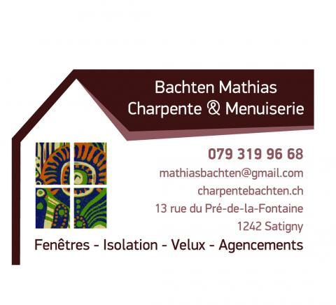 Bachten Mathias Charpente