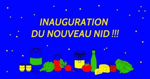 Inauguration du nouveau NID le 28 septembre 2019 !