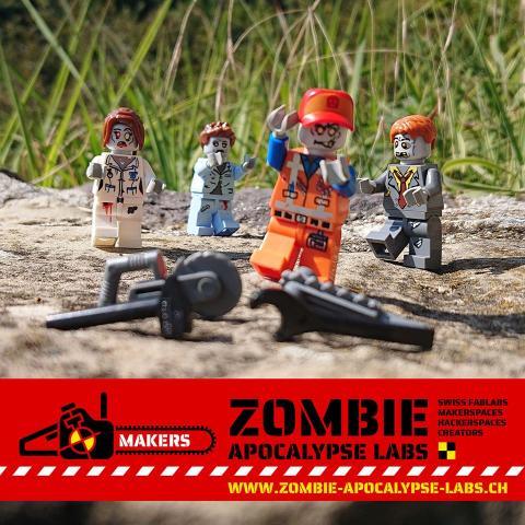 Zombie Apocalypse Labs - Projection gratuite du film Zombieland