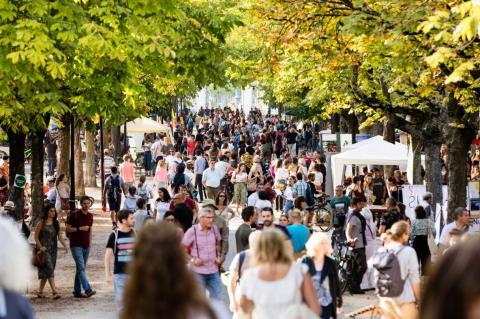 6éme Festival Alternatiba Léman au Parc des Bastions