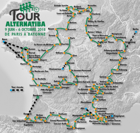 TOUR ALTERNATIBA - 2e édition