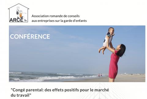 """Conférence : """"Congé parental: des effets positifs pour le marché du travail"""""""
