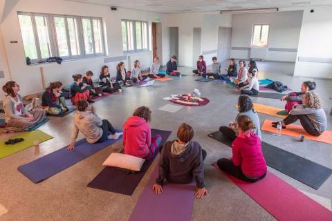 Atelier de Yoga, lâcher prise et détachement