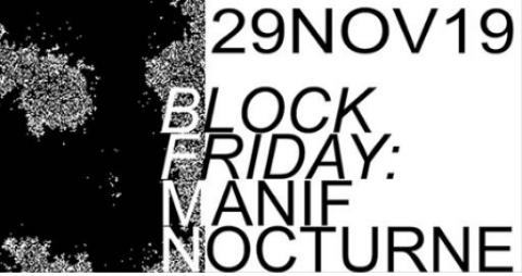Manifestation climat block Friday