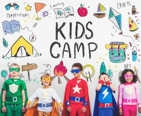 Camp d'automne Petit Citoyen: Techno et plus!