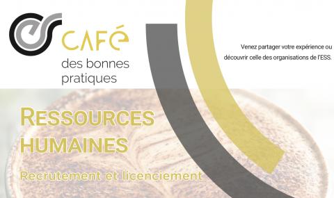 Café des Bonnes Pratiques : Ressources Humaines
