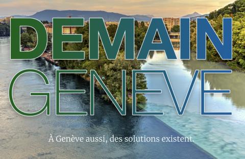 Demain Genève - diffusion sur la RTS