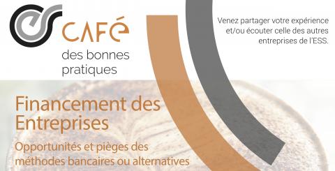 Café des Bonnes Pratiques : Financement des entreprises