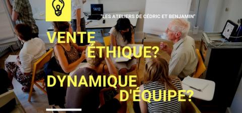 """Soirée découverte """"Vente éthique et dynamique d'équipe"""""""