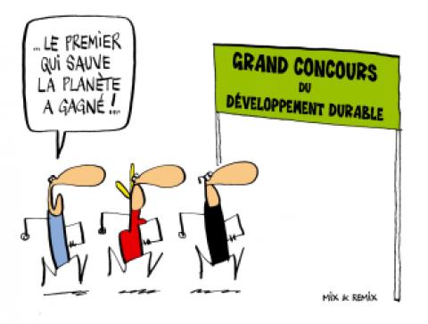 18ème édition du Concours cantonal du développement durable - Appel à candidatures