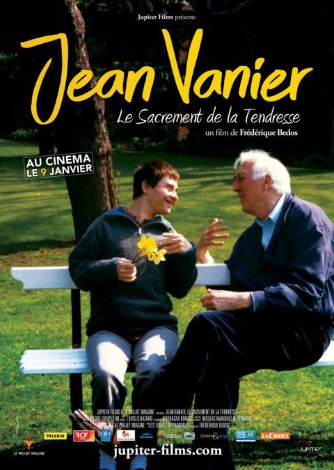 Avant-première JEAN VANIER – LE SACREMENT DE LA TENDRESSE - discussion avec les responsables de L'Arche – La Corolle