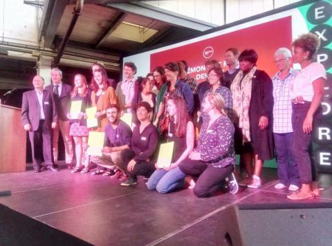 L'ESS primée par la Bourse et le Prix cantonaux du Développement durable !