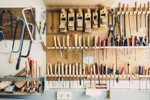 Création d'une coopérative de partage d'outils et autres objets