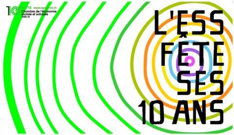 La Chambre de l'Economie Sociale et Solidaire APRES-VD fête ses 10 ans