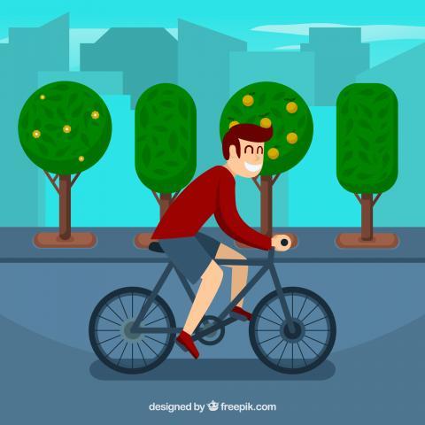OUI aux nouvelles bandes cyclables à Genève
