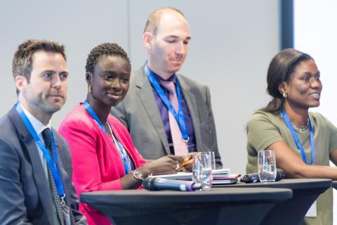 Forum cinfo – Salon de l'emploi 'Travailler dans la coopération internationale'