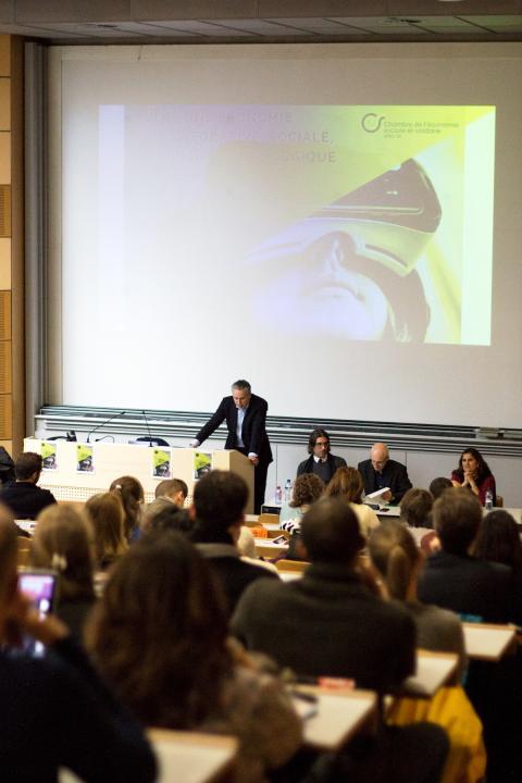 Conférence : Vers une économie collaborative, sociale, solidaire et écologique