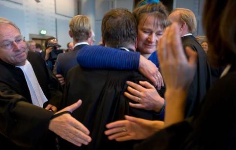 Les Pays-Bas sommés par la justice d'intensifier leur lutte contre le changement climatique