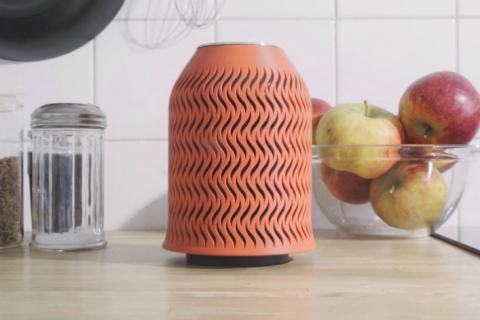 Armor utilise l'impression 3D pour concevoir le design durable de ses enceintes Bluetooth