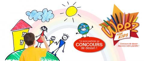 CONCOURS DE DESSIN : Sauvons la planète !