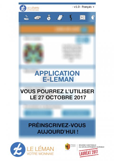 Lancement du Léman électronique : préinscriptions et parts sociales pour la coopérative Lemanex
