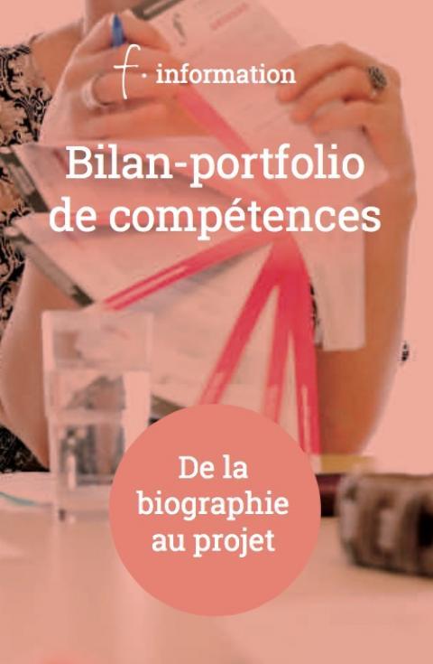 Bilan Portfolio de Compétences avec F-Information