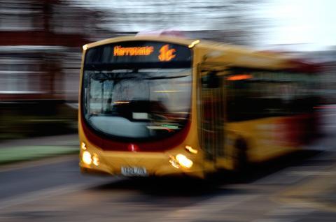 Bus gratuits à Calais : la fréquentation bondit de 70 %