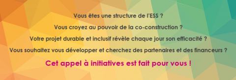 ESS Forum International - Appel à initiatives & à bénévoles