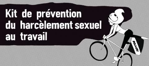 Kit de prévention du harcèlement sexuel au travail