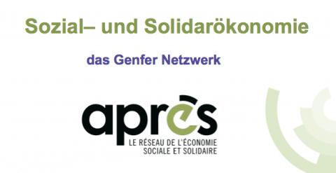 Stratégie fédérale pour le Développement Durable 2030 - Propositions des réseaux suisses de l'ESS