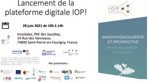 Lancement d'une plateforme d'innovation ouverte participative à destination des PME