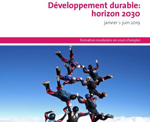 Université de Genève - CAS en développement durable: horizon 2030