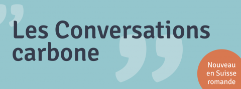 Nouvelles Conversations carbone à Genève: inscriptions ouvertes!