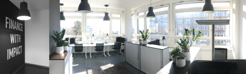 UN ESPACE DE CO-WORKING A GENEVE DEDIE A LA FINANCE DURABLE