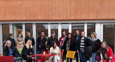Une délégation de Croatie à Genève pour diffuser l'ESS en Europe !